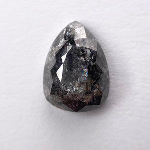 2.20ct 10.02x7.50x3.00mm Pear Rosecut SP1841