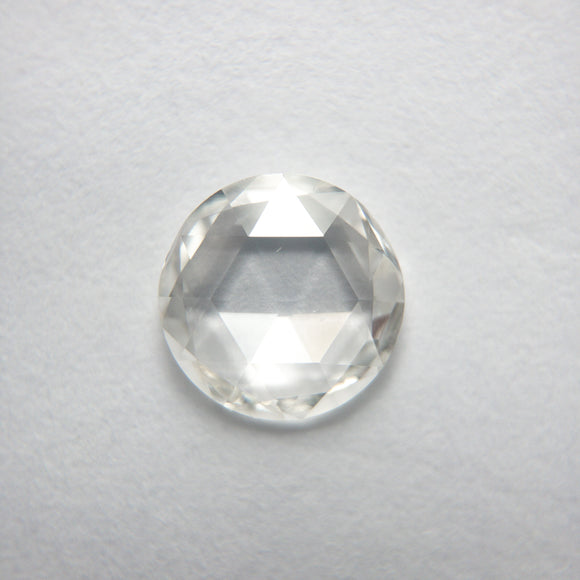 0.59ct 6.55x6.49x1.52mm VS1 H White Round Rosecut WRC41-141
