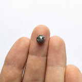 1.79ct 7.37x7.36x4.12mm Round Rosecut RUS12-36