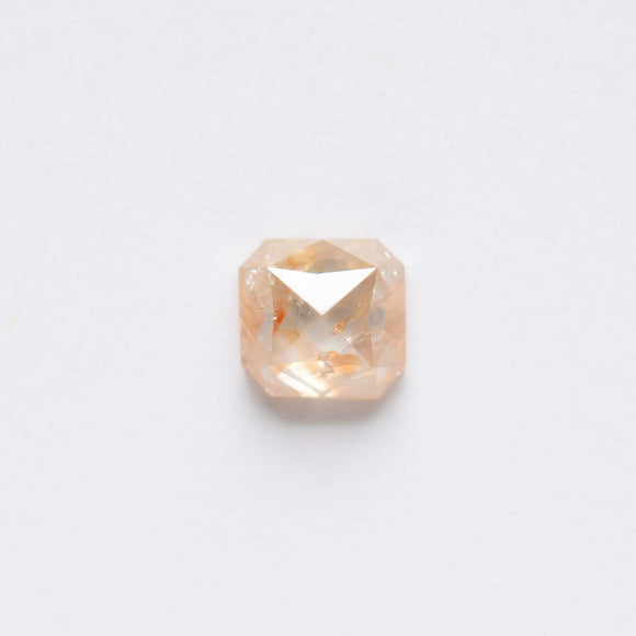 0.36ct 4.03x3.92x2.11mm Cut Corner Square Rosecut RUS13-58