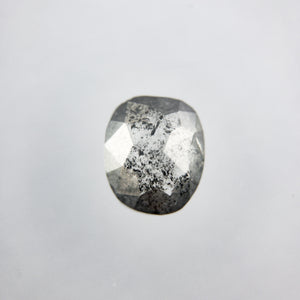 0.64ct 6.11x5.17mm Cushion Rosecut SP02-304