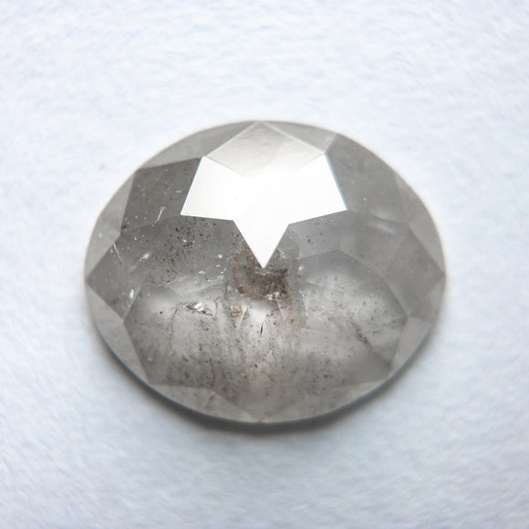 1.67ct 10.07x8.48x2.63mm Oval Rosecut SP113-638