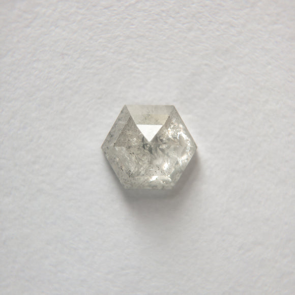 0.41ct 5.02x4.98x2.16mm Hexagon Rosecut SP113-729
