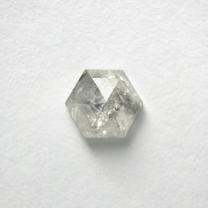 0.48ct 5.61x4.95x2.06mm Hexagon Rosecut SP113-731