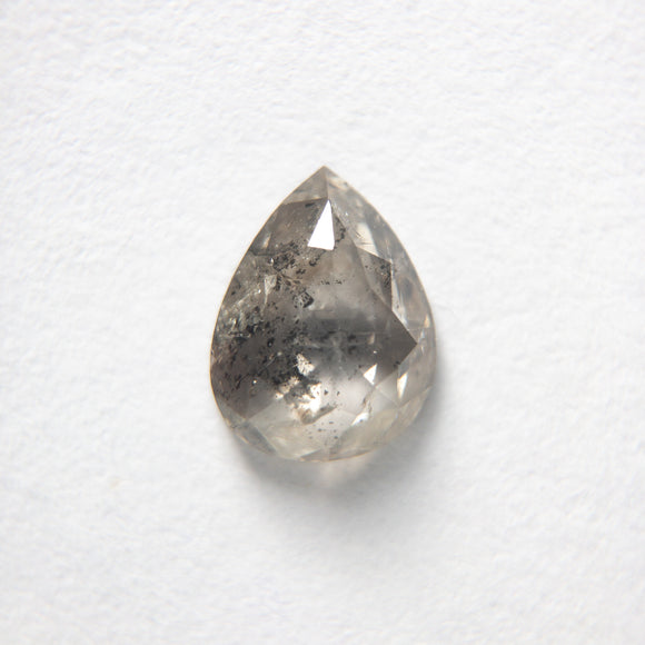 0.62ct 7.05x5.38x2.18mm Pear Rosecut SP113-732