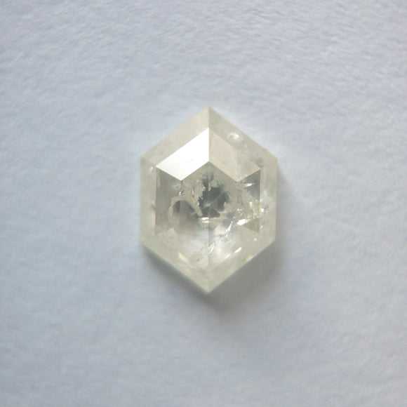 0.65ct 6.91x5.07x2.25mm Hexagon Rosecut SP113-737