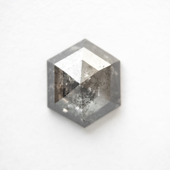 1.12ct 7.78x6.41x2.78mm Hexagon Rosecut SP119-743