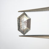 0.98ct 7.43x4.50x3.40mm Hexagon Rosecut SP119-744