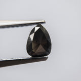 0.76ct 6.26x4.68x3.00mm Pear Rosecut SP12-41