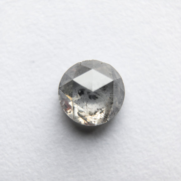 0.57ct 5.05x4.98x2.48mm Round Shape Rosecut SP120-754