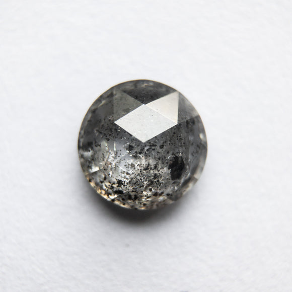 0.98ct 6.60x6.54x2.68mm Round Shape Rosecut SP120-760