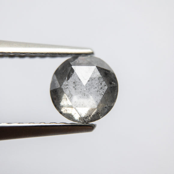 0.92ct 6.02x5.93x2.81mm Round Shape Rosecut SP120-761