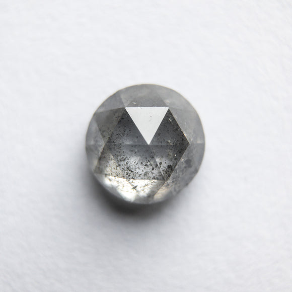 1.01ct 6.11x6.08x3.04mm Round Shape Rosecut SP120-764