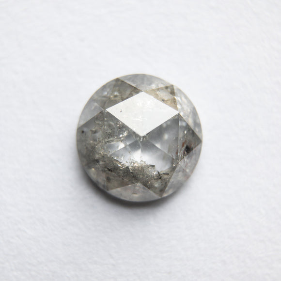 1.11ct 7.08x7.01x2.70mm Round Shape Rosecut SP120-766