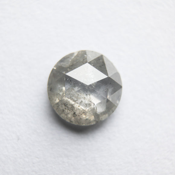0.92ct 6.60x6.55x2.53mm Round Shape Rosecut SP120-767