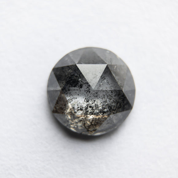 1.03ct 6.99x6.97x2.39mm Round Shape Rosecut SP120-770