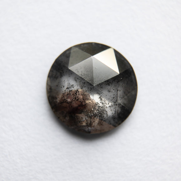 1.37ct 8.22x8.13x2.44mm Round Shape Rosecut SP120-771