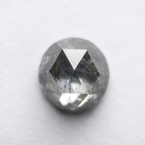 1.39ct 7.00x6.98x3.29mm Round Shape Rosecut SP120-775