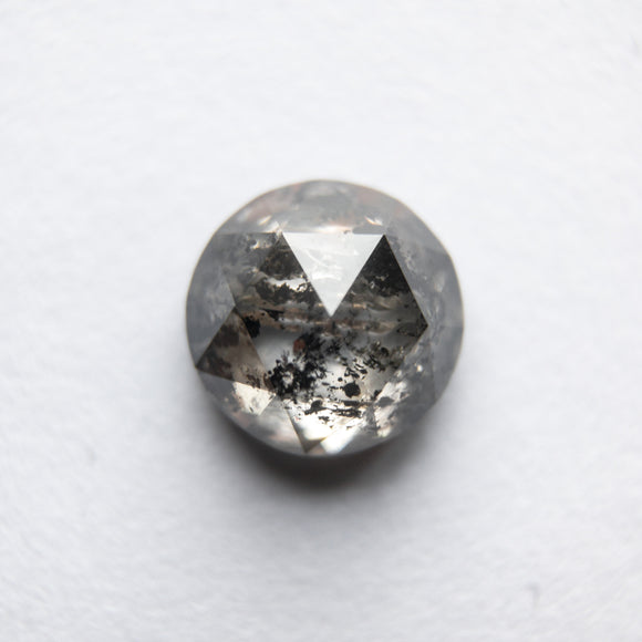 1.21ct 6.58x6.54x3.10mm Round Shape Rosecut SP120-776