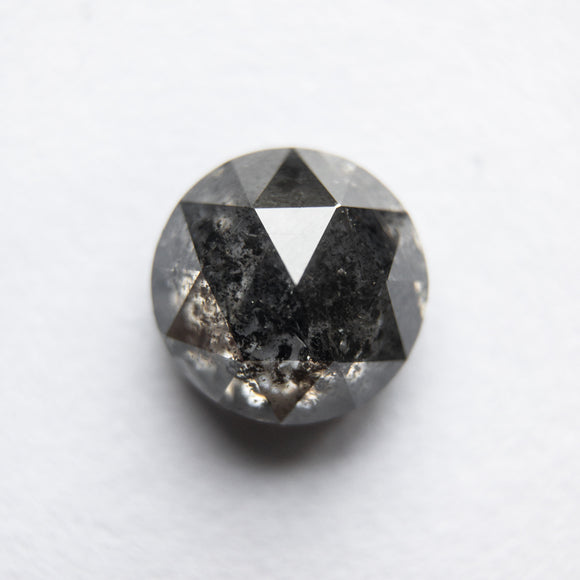 1.55ct 7.11x7.07x3.56mm Round Shape Rosecut SP120-777