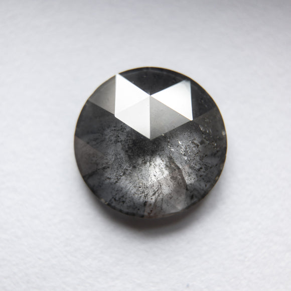 1.38ct 8.13x8.10x2.42mm Round Shape Rosecut SP120-778