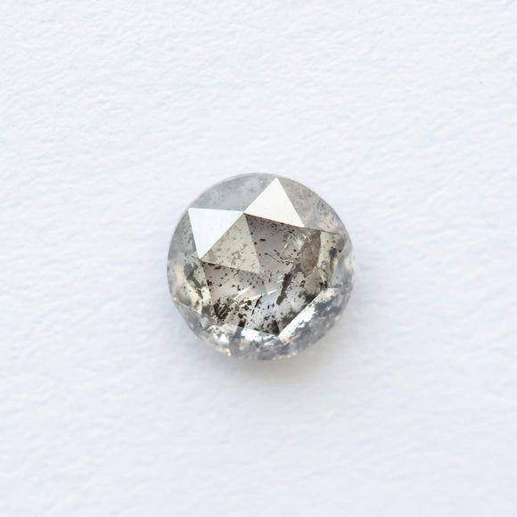 0.92ct 5.95x5.93x2.86mm Round Rosecut SP120-865