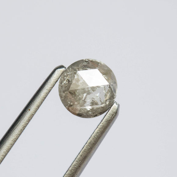 0.69ct 5.52x5.48x2.76mm Round Rosecut SP120-867