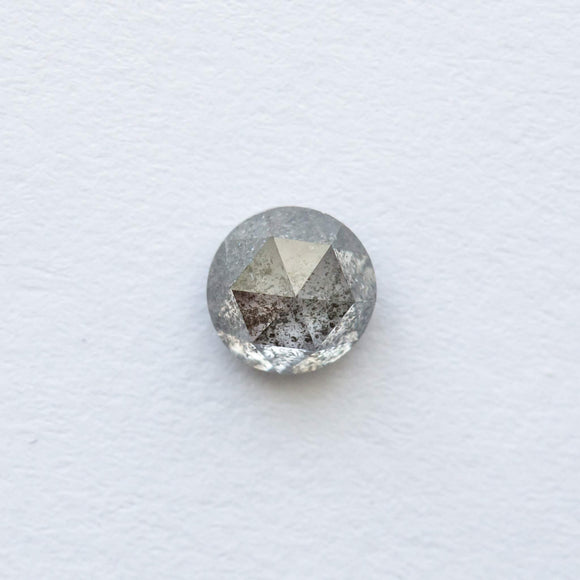 0.87ct 5.61x5.50x3.09mm Round Rosecut SP120-869