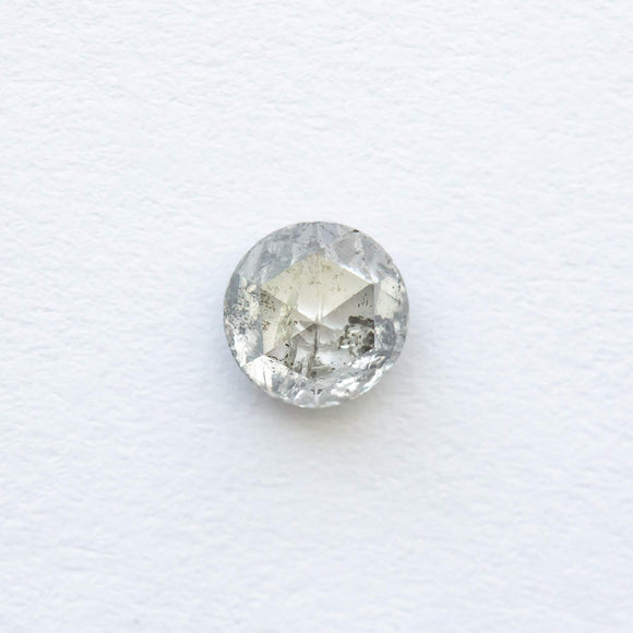 0.87ct 5.62x5.57x3.11mm Round Rosecut SP120-871