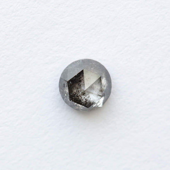 0.66ct 5.08x5.06x2.76mm Round Rosecut SP120-874