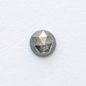 0.48ct 5.19x4.99x2.24mm Round Rosecut SP120-875