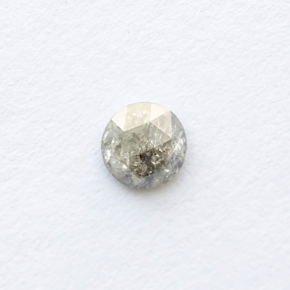 0.43ct 4.97x4.83x2.07mm Round Rosecut SP120-876