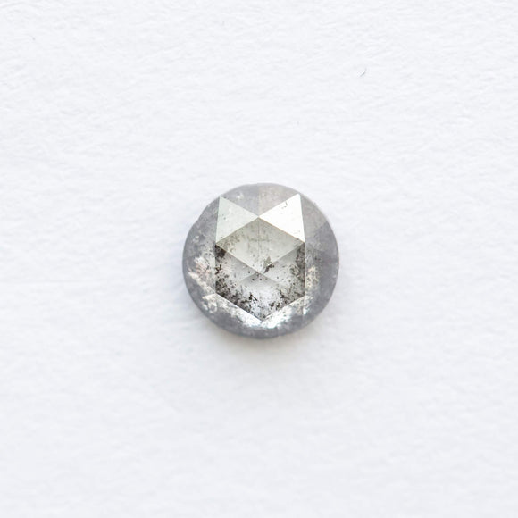 0.53ct 4.93x4.92x2.44mm Round Rosecut SP120-882