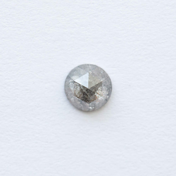 0.53ct 5.20x5.08x2.44mm Round Rosecut SP120-883