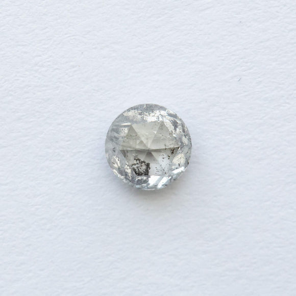 0.50ct 4.99x4.94x2.38mm Round Rosecut SP120-884