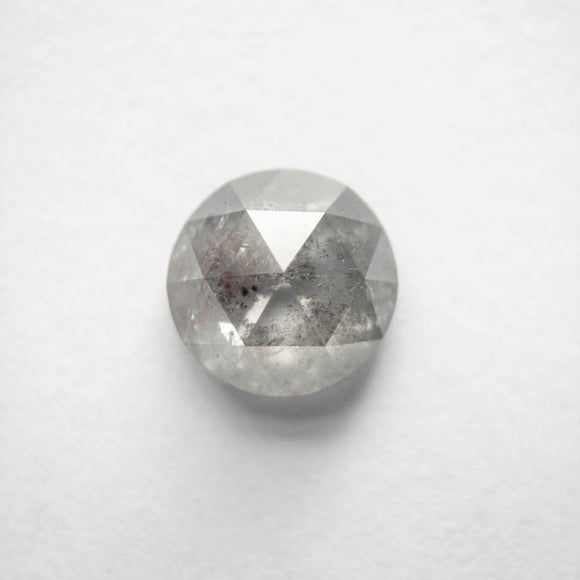 1.05ct 6.55x6.51x2.79mm Round Rosecut SP120-889