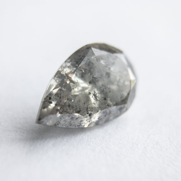 2.11ct 10.52x6.86x4.70mm Pear Brilliant SP122-780