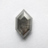 0.98ct 8.77x5.06x2.66mm Hexagon Rosecut SP123-798