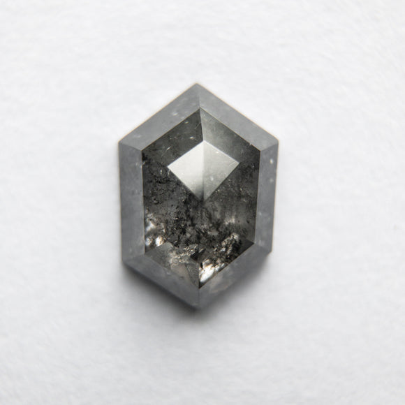 1.07ct 8.19x5.83x2.86mm Hexagon Rosecut SP123-800