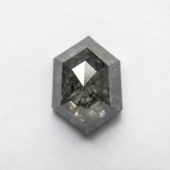 1.17ct 8.18x5.90x3.09mm Hexagon Rosecut SP123-801