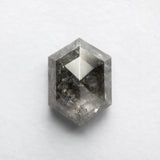 1.26ct 7.75x5.60x3.27mm Hexagon Rosecut SP123-802