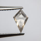 0.71ct 8.67x5.46x2.61mm Kite Rosecut SP124-813
