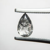 0.78ct 7.49x4.94x2.61mm Pear Rosecut SP125-825