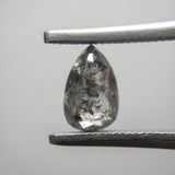 0.74ct 7.66x4.95x2.33mm Pear Rosecut SP125-831