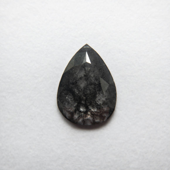 0.50ct 7.45x5.53x1.38mm Pear Rosecut SP125-833