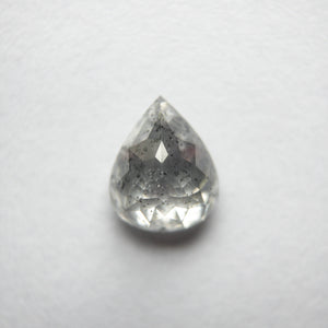 0.86ct 6.87x5.57x3.17mm Pear Rosecut SP125-837