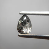 0.85ct 6.48x4.78x2.99mm Pear Rosecut SP125-839