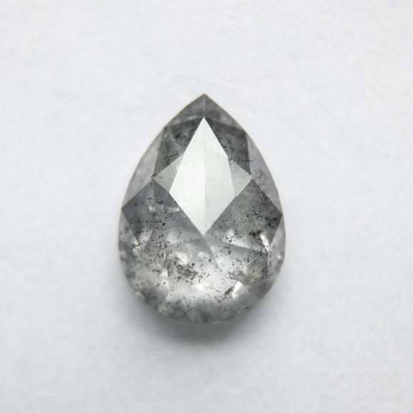1.12ct 8.16x5.95x2.81mm Pear Rosecut SP125-847