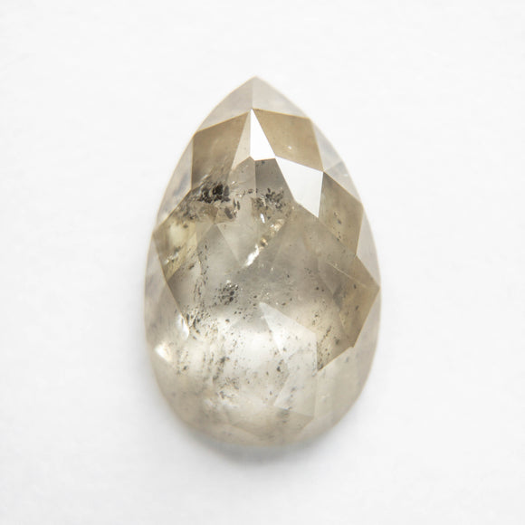 1.67ct 10.59x6.90x2.78mm Pear Rosecut SP125-852