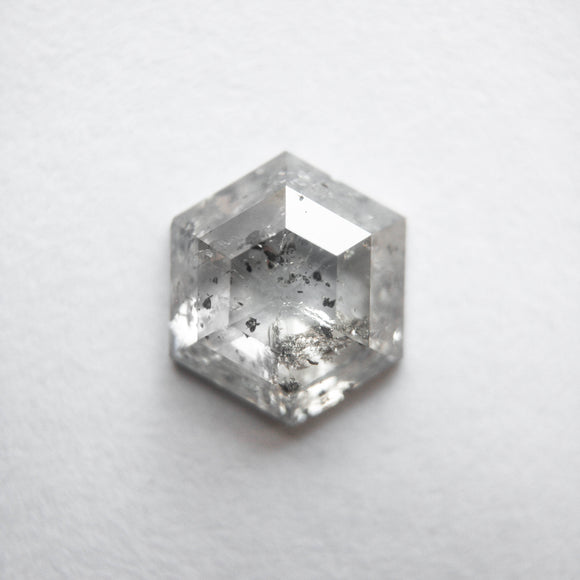 1.02ct 7.49x6.56x2.45mm Hexagon Rosecut SP130-891